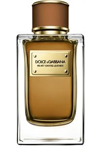 Парфюмерная вода Velvet Collection Leather Dolce & Gabbana