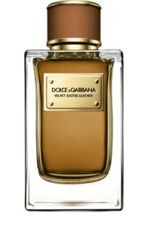 Парфюмерная вода Velvet Collection Leather Dolce & Gabbana