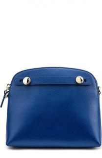 Кожаная сумка Piper Furla
