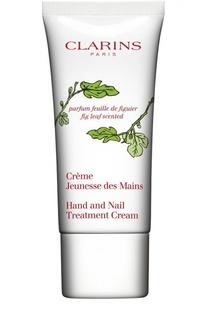 Крем для рук Creme Jeunesse des Mains Figuier 30 Clarins