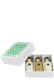Дорожный набор Epic (молочко для тела, крем для рук, гель для душа) Amouage