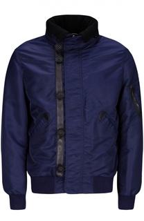 Куртка с воротником Burberry Brit