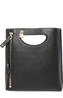 Кожаная сумка Alix Tom Ford