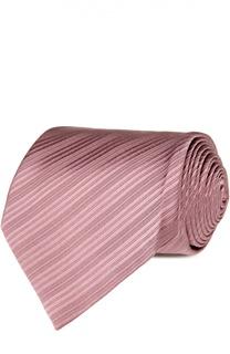 Шелковый фактурный галстук Tom Ford