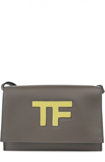 Кожаная сумка Icon Tom Ford