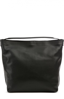 Кожаная сумка Olivia Coccinelle