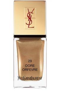 Лак для ногтей La Laque Couture, оттенок, оттенок 29 YSL