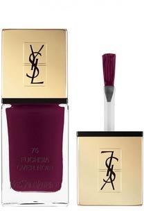 Лак для ногтей La Laque Couture, оттенок 75 YSL