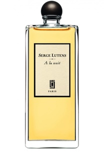 Парфюмерная вода A la Nuit Serge Lutens