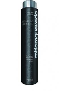 Бриллиантовая cыворотка-люкс для волос с платиной Miriamquevedo