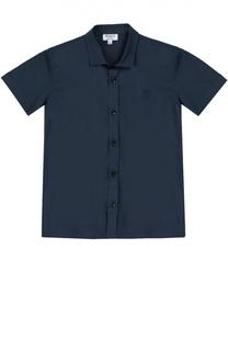 Хлопковая рубашка с короткими рукавами Aletta