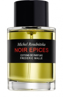 Парфюмерная вода Noir Epices Frederic Malle