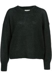 Пуловер свободного кроя из мохера Isabel Marant Etoile