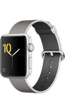 Apple Watch Series 2 42mm Silver Aluminum Case Apple