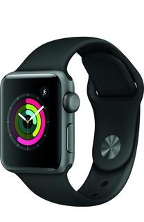 Apple Watch Series 2 38mm Space Grey Aluminum Case Apple