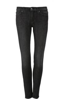 Укороченные джинсы-скинни 7 For All Mankind