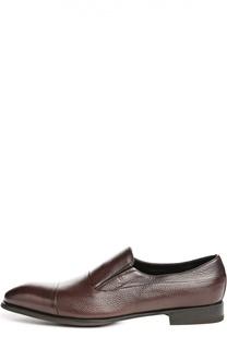 Классические туфли из аниловой кожи Barrett