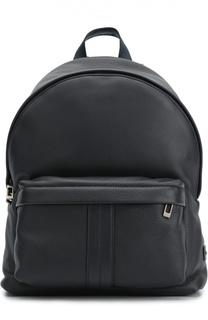 Кожаный рюкзак с внешним карманом Tod's