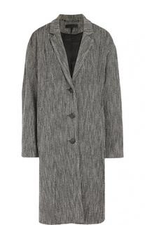 Пальто прямого кроя со спущенным рукавом Rag&Bone Rag&Bone
