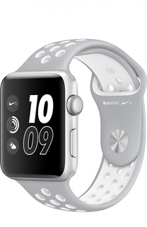 Apple Watch Nike+ 42mm Silver Aluminium Case Apple