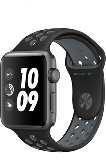 Apple Watch Nike+ 42mm Space Grey Aluminium Case Apple