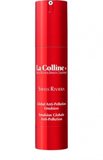 Глобальная детокс эмульсия для лица Global Anti Pollution Emulsion La Colline