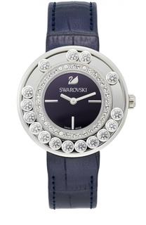 Наручные часы Lovely Crystals с кожаным ремешком Swarovski