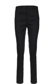 Зауженные брюки со стрелками и карманами Isabel Marant Etoile