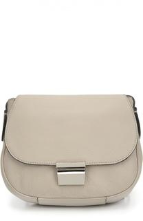 Кожаная сумка Rika Coccinelle