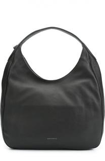 Кожаная сумка Rika Hobo Coccinelle