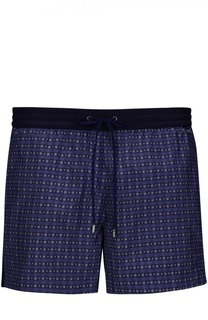 Плавки-шорты с накладным карманом Brioni