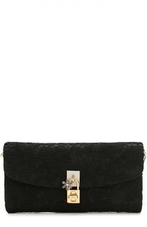 Клатч Dolce с отделкой кружевом Dolce & Gabbana