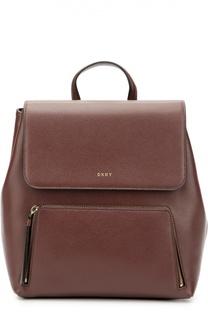 Кожаный рюкзак Bryant Park DKNY