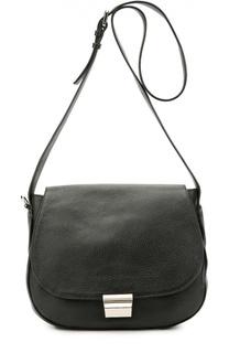 Кожаная сумка Rika с клапаном Coccinelle