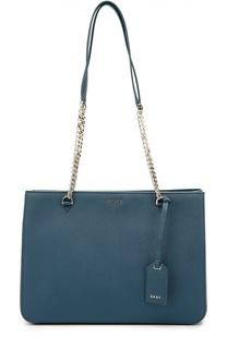 Кожаная сумка-шоппер Bryant Park DKNY