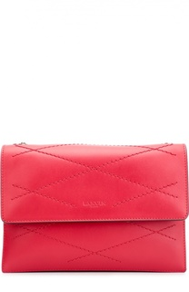 Кожаная сумка Sugar mini Lanvin