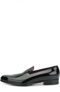 Лаковые лоферы Siena Dolce & Gabbana
