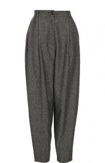 Укороченные брюки-бананы с карманами Dolce & Gabbana