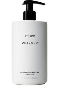 Лосьон для рук Vetyver Byredo