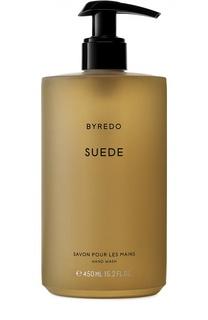 Мыло для рук Suede Byredo
