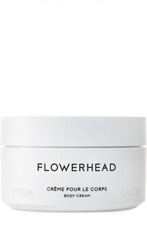 Крем для тела Flowerhead Byredo