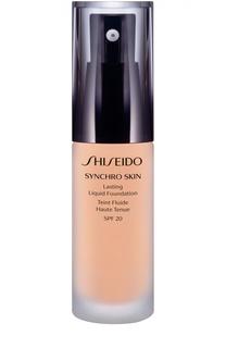 Устойчивое тональное средство Synchro Skin, оттенок Rose 1 Shiseido