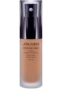 Устойчивое тональное средство Synchro Skin, оттенок Neutral 4 Shiseido