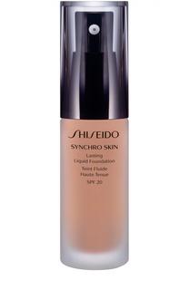Устойчивое тональное средство Synchro Skin, оттенок Rose 3 Shiseido
