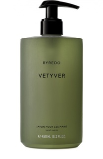 Мыло для рук Vetyver Byredo