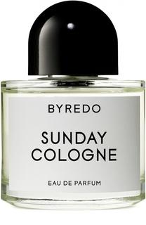 Парфюмерная вода Sunday Cologne Byredo