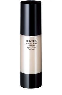 Тональное средство с лифтинг-эффектом придающее коже сияние, I40 Shiseido