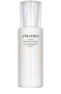Очищающая эмульсия с кремовой текстурой Shiseido