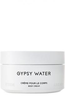 Крем для тела Gipsy Water Byredo