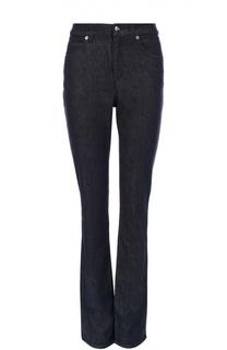 Расклешенные джинсы с завышенной талией Armani Collezioni